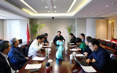 民进上海市委召开2018年参政议政招投标课题评审会胡卫主持