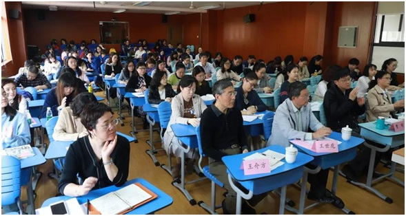 田家炳中学举行初中语文学科基地活动