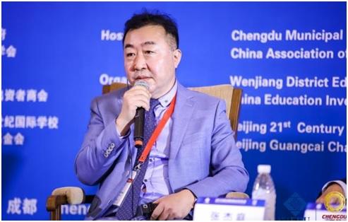 张杰庭:民办教育与公办教育应一视同仁