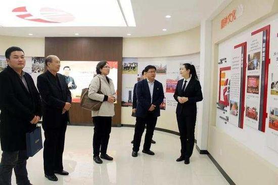 中国民办教育协会赴河南调研民办教育党建工作