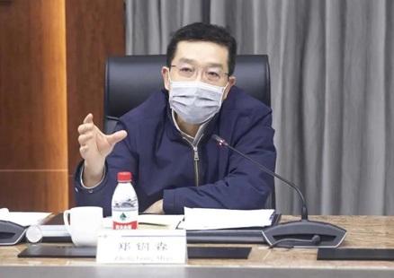 市领导郑钢淼走访上海协和教育中心(集团)
