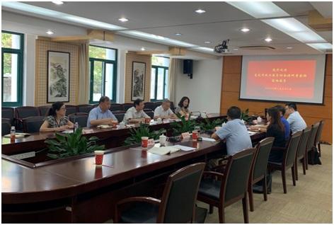 重庆市民办教育协会考察团来沪调研