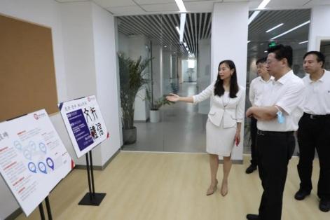 针对困惑和问题 胡卫一行赴上海中华专修学校调研