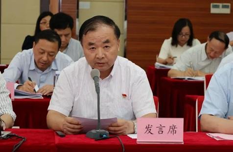 上海市民办高校党政负责干部会议举行 江彦桥作大会交流