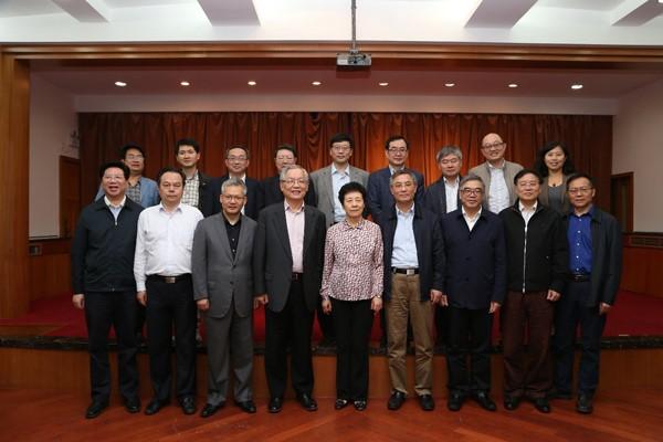 上海社科院与民进中央召开经济形势分析座谈会 胡卫参加
